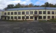 Школа №4 города Острогожска.