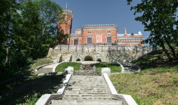 «Дворцовый комплекс Ольденбургских».