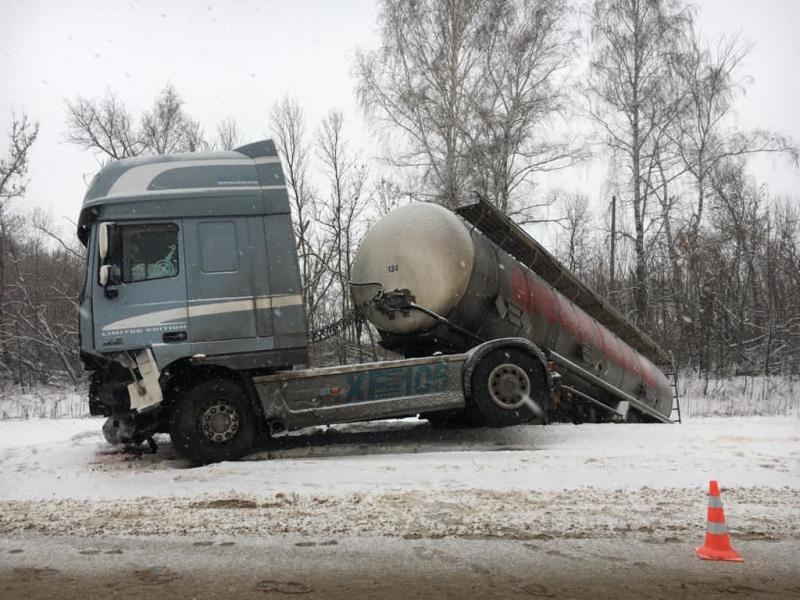 ДТП в Новоусманском районе.