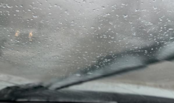 Непогода в Воронеже.