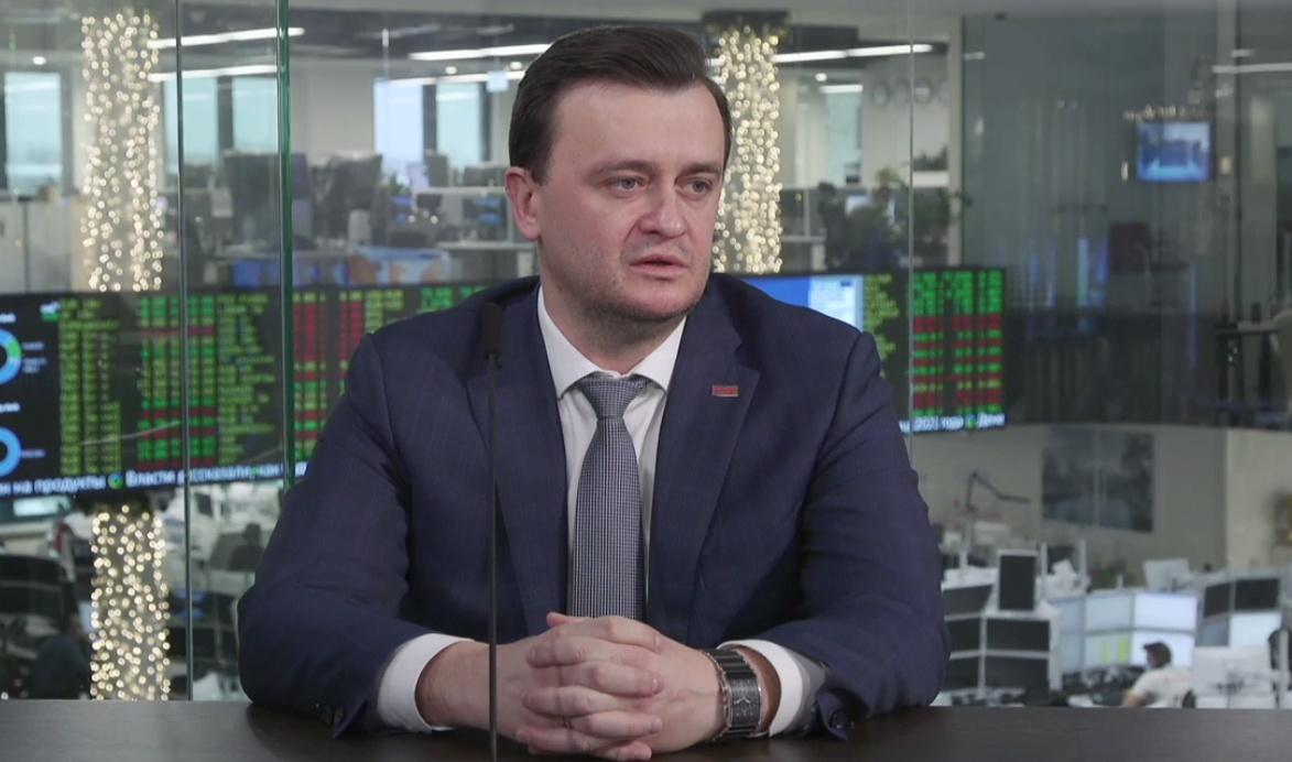Дмитрий Москаленко.