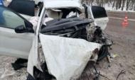 Авария в Грибановском районе.