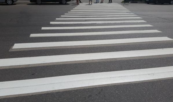 Пешеходный переход.