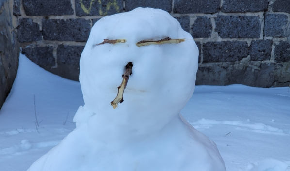 Воронежцев ожидают морозные выходные.