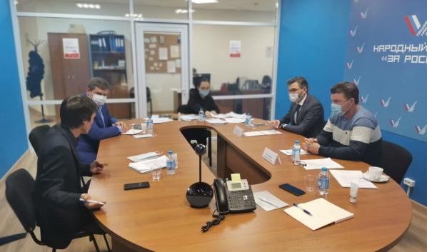 Заоблачные счета обсудили в ОНФ.