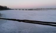 Выходить на лёд стало опасно.