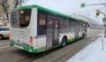 Автобус в Воронеже.
