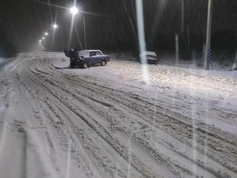 ДТП в Семилукском районе.