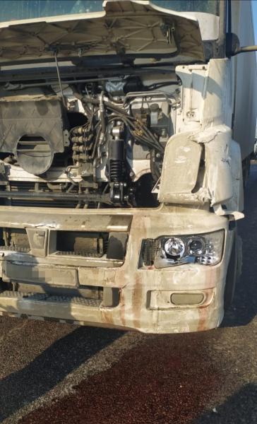 ДТП случилось в Рамонском районе.