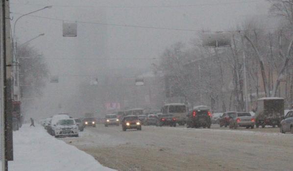 Непогода накроет Воронежскую область.