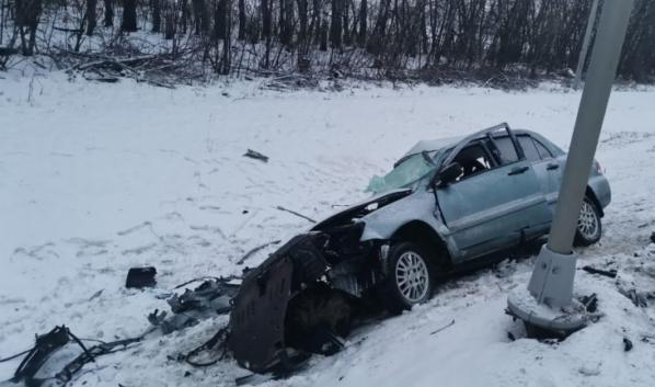 Авария случилась в Панинском районе.