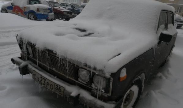 В Воронеже ухудшатся погодные условия.