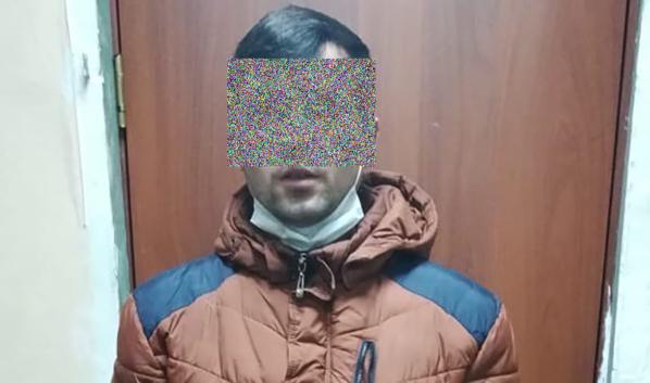 Этот мужчина может быть причастен к изнасилованию девочки.