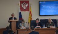 Совместное заседание постоянных комиссий городской Думы.