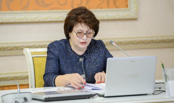 Заседание правительства Воронежской области.