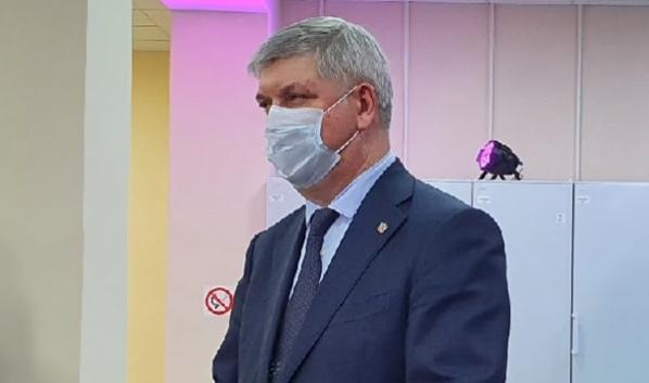 Александр Гусев об отмене масочного режима.