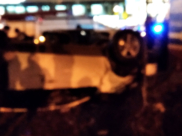 В аварии погиб один человек.