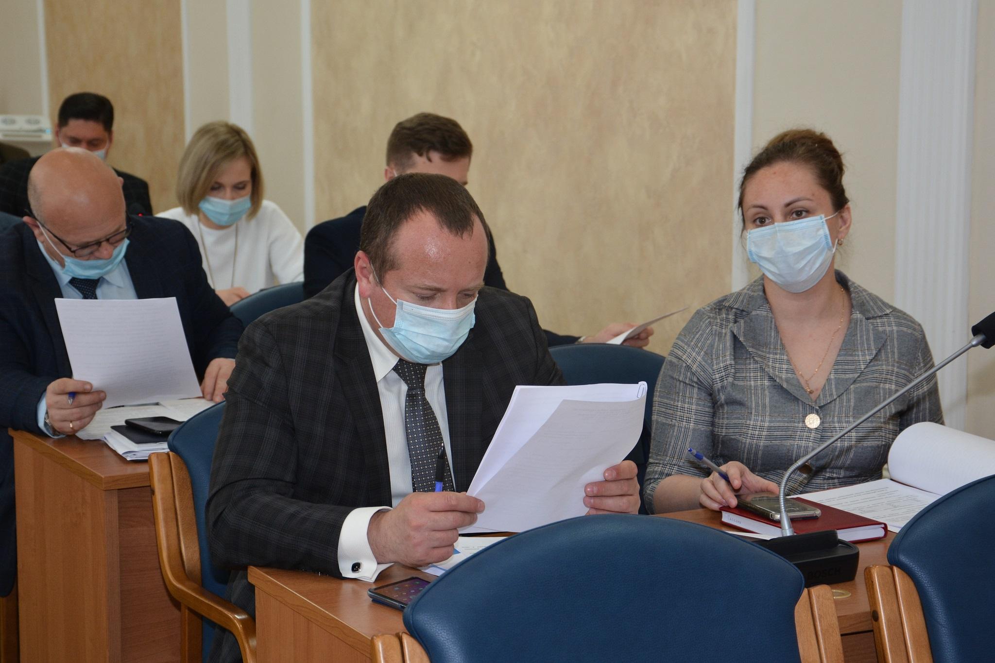 Депутаты заслушали отчет КСП.
