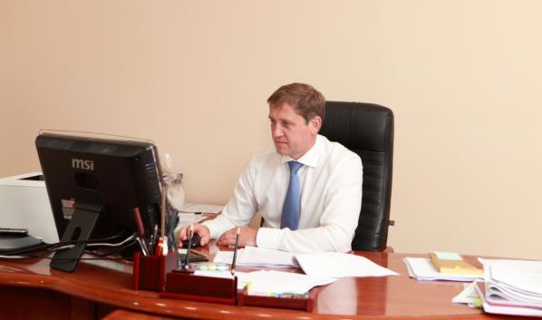 Андрей Соболев провел прием граждан.