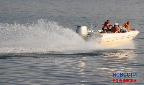 До лета запретят движение маломерных судов.