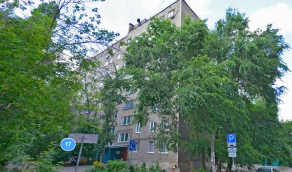 Дом №17 по улице Желябова.