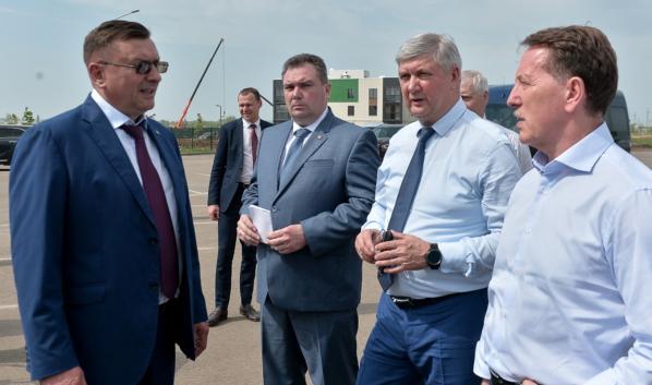 Об этом стало известно во время рабочей поездки в Борисоглебский городской округ.
