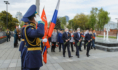 Александр Гусев возложил цветы к могиле Неизвестного солдата.