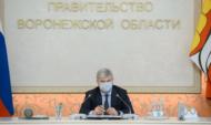 Губернатор Александр Гусев.