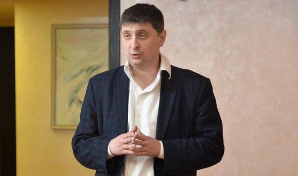 Андрей Черваков.