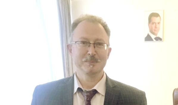 Игорь Кумицкий