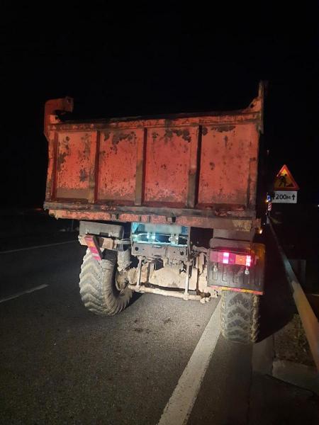 Авария в Богучарском районе.
