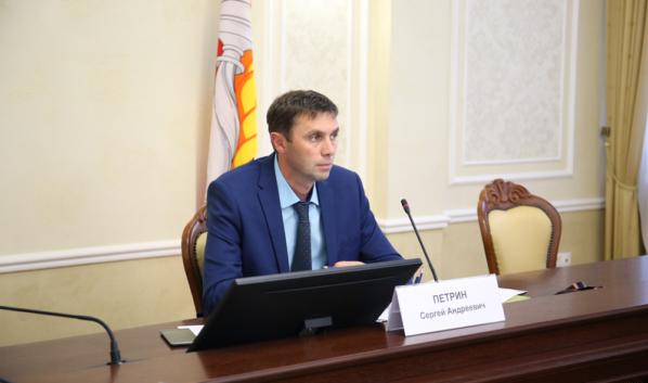 Сергей Петрин.