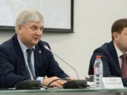 Александр Гусев и Владимир Нетёсов.