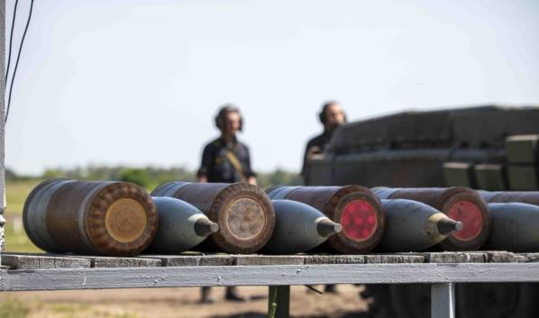 Боевые стрельбы по динамическим мишеням