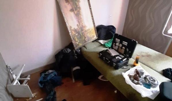 Квартира, где все случилось.