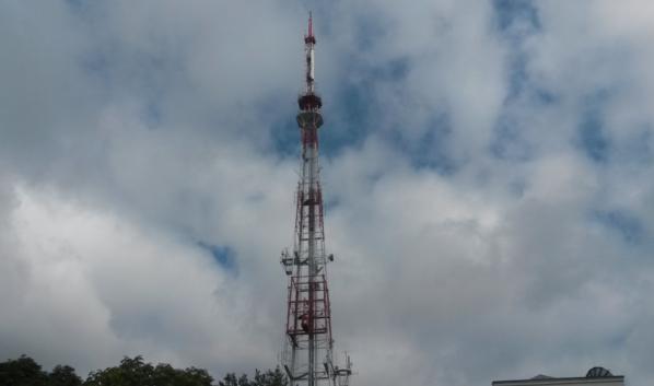 Телевизионная башня.