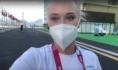 Ангелина Мельникова рассказала о жизни в Олимпийской деревне.