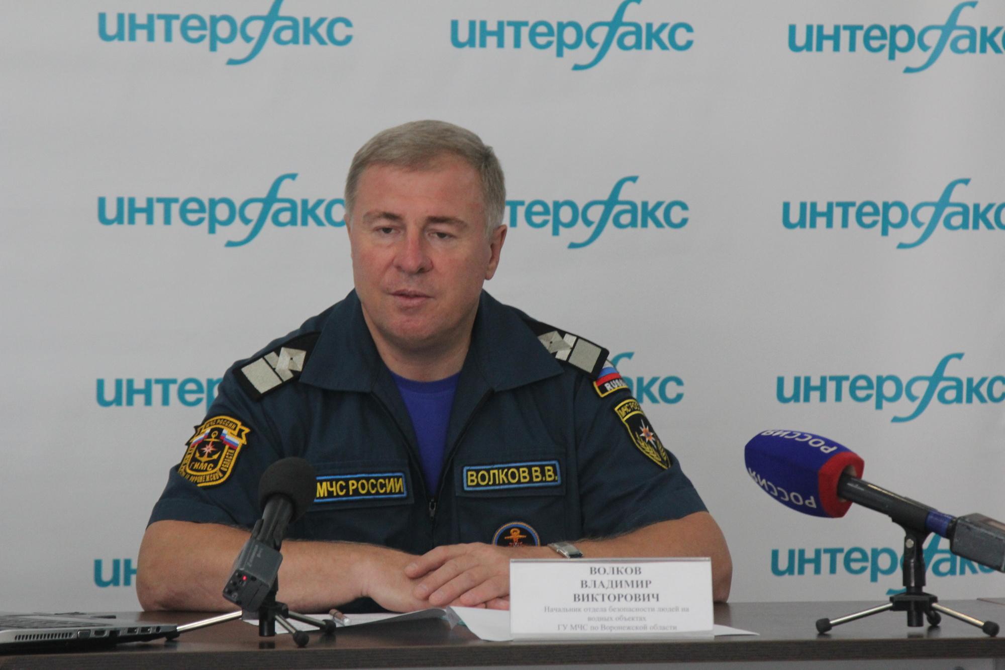 Владимир Волков.