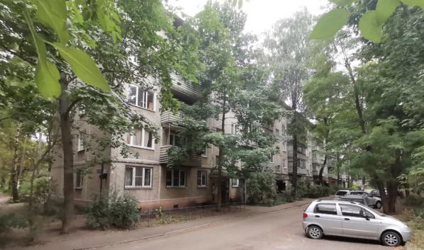 Дом №10/2 на улице Беговой.