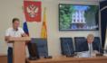 На Совете горДумы, который провел Владимир Ходырев, выступил Олег Котов.