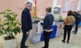 Голосование на участке в Воронеже.