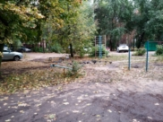 Так выглядит площадка сейчас.