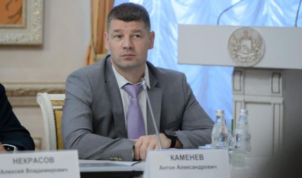 Антон Каменев.