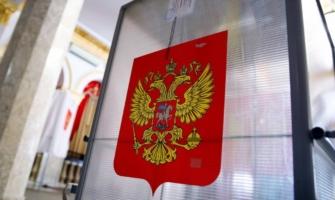 «Единая Россия» лидирует на выборах в Госдуму.