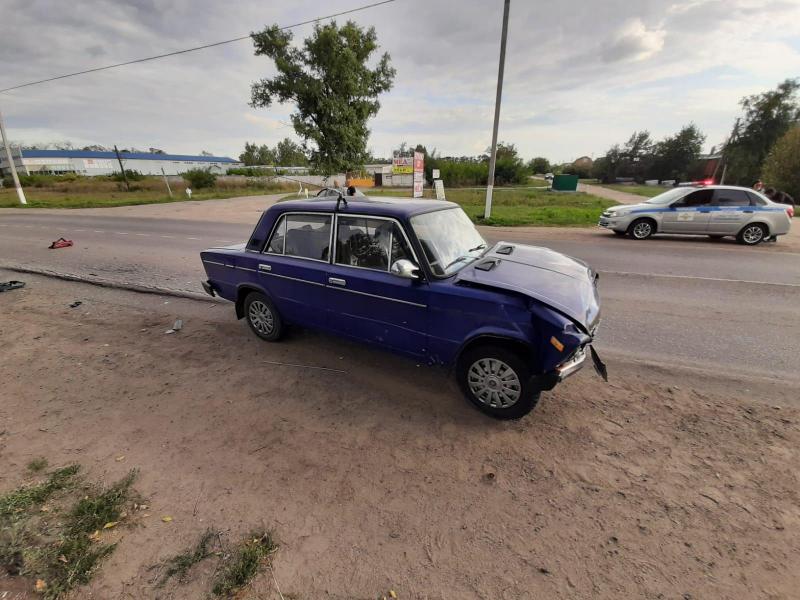 ДТП в Калачеевском районе.