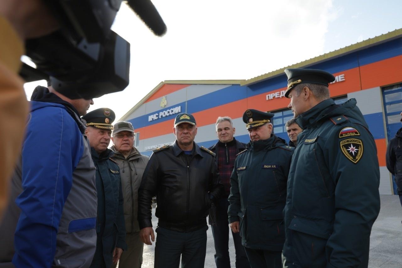Евгений Зиничев в Норильске.
