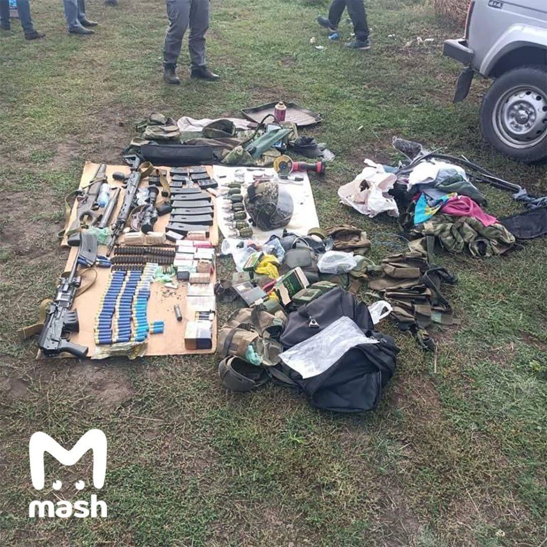 Оружие нашли в машине мужчины.