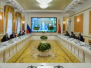 Заседание провёл Александр Гусев.