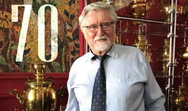 Недавно Анатолий Бородецкий отметил 70-летний юбилей.