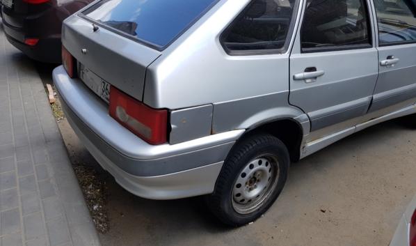 ВАЗ-2114.